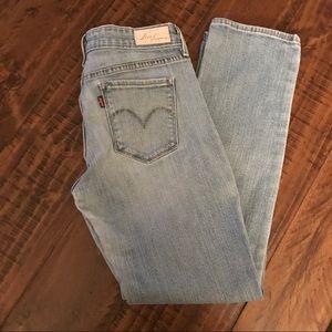 Levi's Demi Curve Jeans Size 4/27